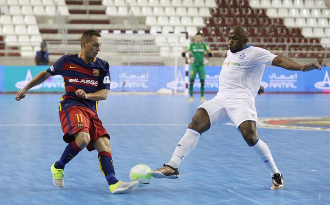 Un buen Barça pone la directa hacia la primera plaza del grupo