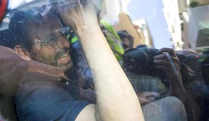 Sandro Rosell declaró ante la Guardia Civil