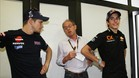 Stoner y M�rquez, cuando Marc corr�a en Moto2