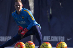 Ter Stegen portero del FC Barcelona