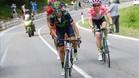 �Valverde se sube al podio en el Giro!
