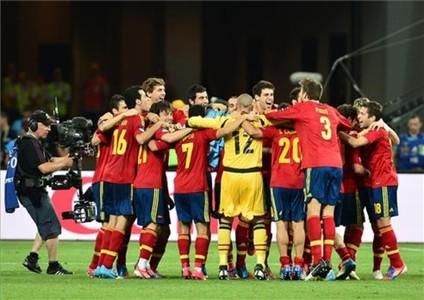 España sigue haciendo historia