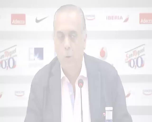 José Luis Sáez sale en defensa de Orenga