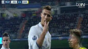 Cristiano criticó los pitos de la grada del Bernabéu
