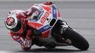 Lorenzo, con la Ducati