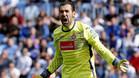 Diego López está rindiendo a un gran nivel en el Espanyol