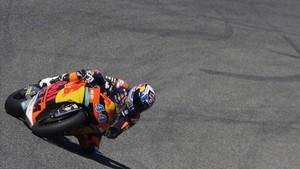 Oliveira (Red Bull KTM Ajo), saldrá en pole en Argentina