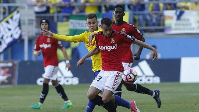 Video resumen Cádiz - Nástic (0-0). Jornada 37, Liga 1|2|3 2016-17