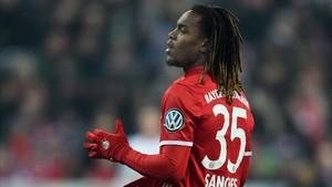Renato Sanches no ha jugado con asiduidad en el Bayern