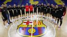 El Barça Lassa viajó ilusionado a Padua
