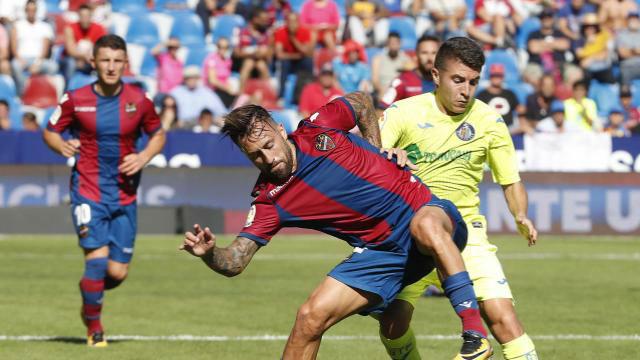 LALIGA   Levante-Getafe (1-1)