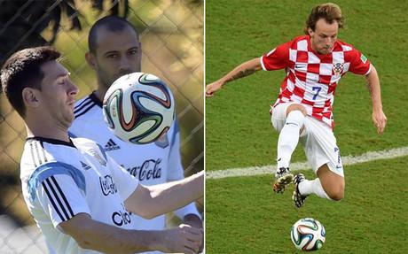 Argentina-Croacia, el pr�ximo 12 de noviembre en Londres