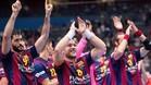 El Barça suma una nueva Copa de Europa