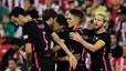 Athletic Bilbao 0-1 Barcelona: Ivan Rakitic settles pulsating game at San Mames