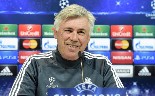 """Ancelotti responde al médico de Croacia: """"Es un extraterrestre"""""""