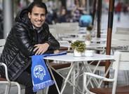 Gai Assulin charl� durante m�s de una hora con SPORT en Barcelona