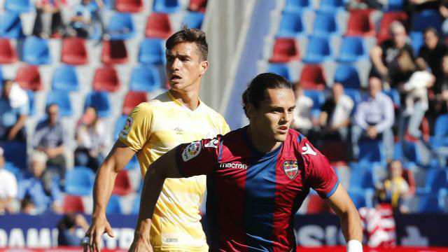 LALIGA | Levante - Girona (1-2): El gol de Ünal