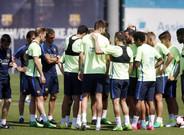 Luis Enrique ha convocado a todos los jugadores del primer equipo
