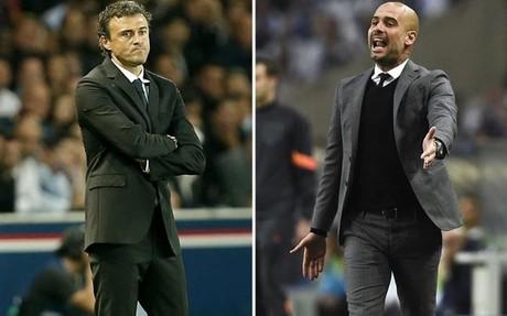 Luis Enrique y Guardiola, dos entrenadores con 'ADN Bar�a'