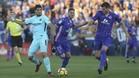 Luis Suárez recuperó el olfato goleador en Leganés