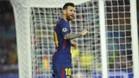 La divertida reacción de Valverde sobre la pastilla que se tomó Messi