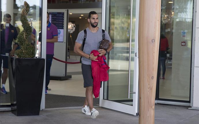 Montoya ya va camino a Valencia para pasar la revisi�n m�dica
