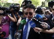Pina accedi� a la presidencia del Granada en 2009