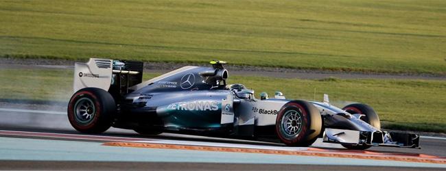 Rosberg presiona a Hamilton con su und�cima pole del a�o