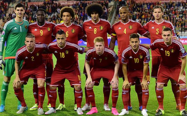 B�lgica sigue l�der del ranking FIFA por delante de Argentina y Espa�a
