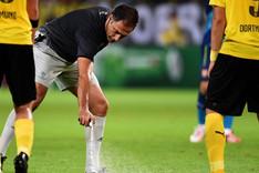 La UEFA defiende el uso de 'su' spray