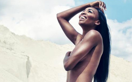 Venus Williams, desnuda para la revista ESPN