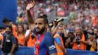 Douglas no volverá al FC Barcelona esta temporada