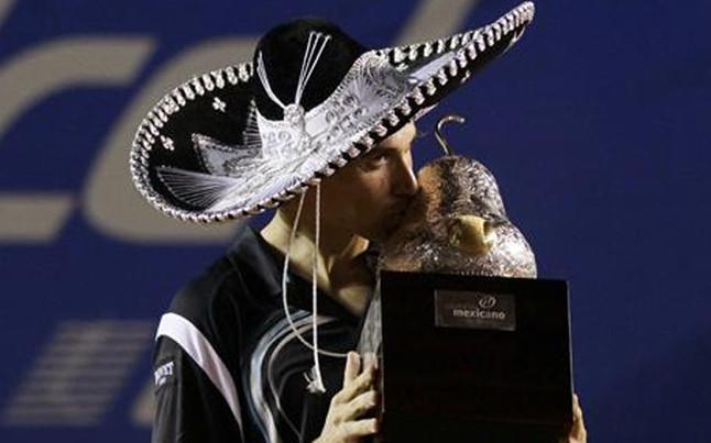 Ferrer defiende titulo en Acapulco
