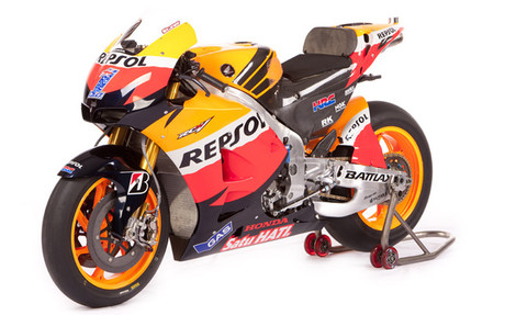 As� es la Honda RC213V