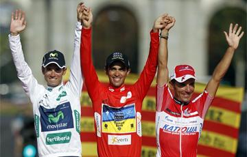 Alberto Contador se alza con su segunda Vuelta a España