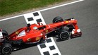 Fernando Alonso se siente a gusto en el Circuit