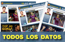 Descubre todos los secretos de los jugadores del FC Barcelona