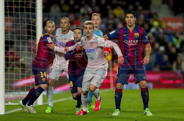 صور : مباراة برشلونة - أتليتيكو مدريد 1-0 ( 20-01-2015 )  1421883638476