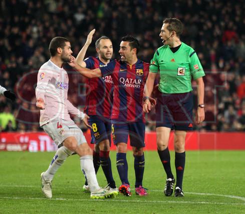 صور : مباراة برشلونة - أتليتيكو مدريد 1-0 ( 20-01-2015 )  1421883703476