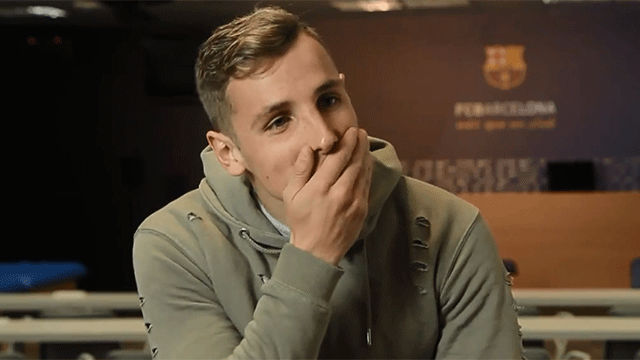 La pregunta del Barça que Digne no supo contestar