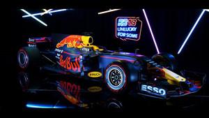 Así luce el nuevo Red Bull RB13