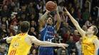 En el partido de la primera vuelta, el MoraBanc Andorra se impuso al Barça Lassa