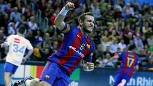 El Barça quiere remontar ante el Kiel y necesitará la ayuda del Palau