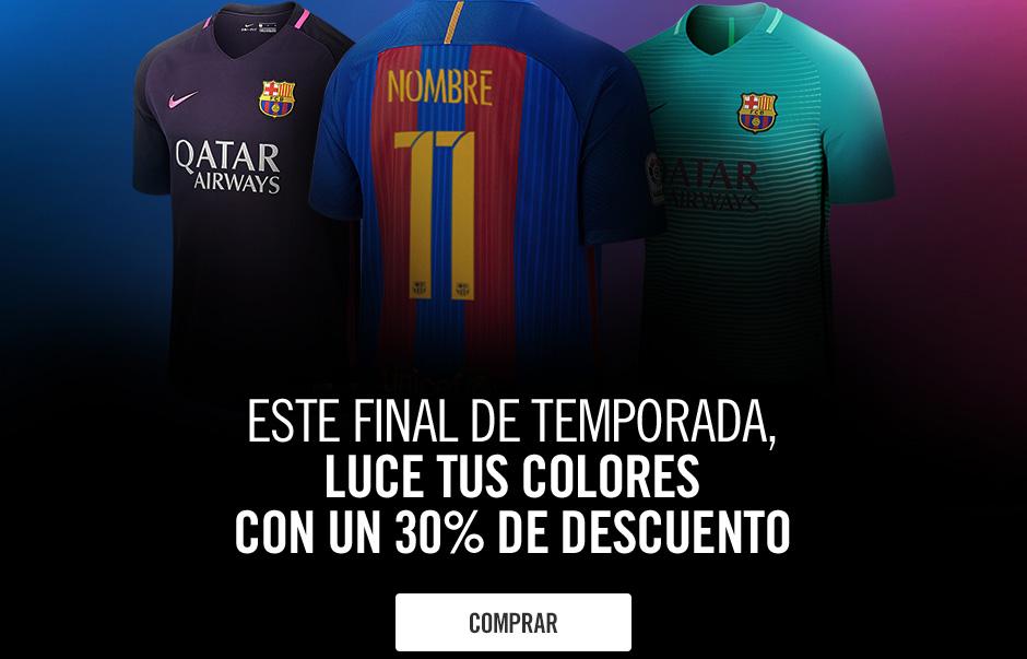 Todos los productos Nike del FC Barcelona a tu alcance (ES)