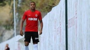 Mbappé tuvo un incidente con un compañero y fue expulsado del entrenamiento