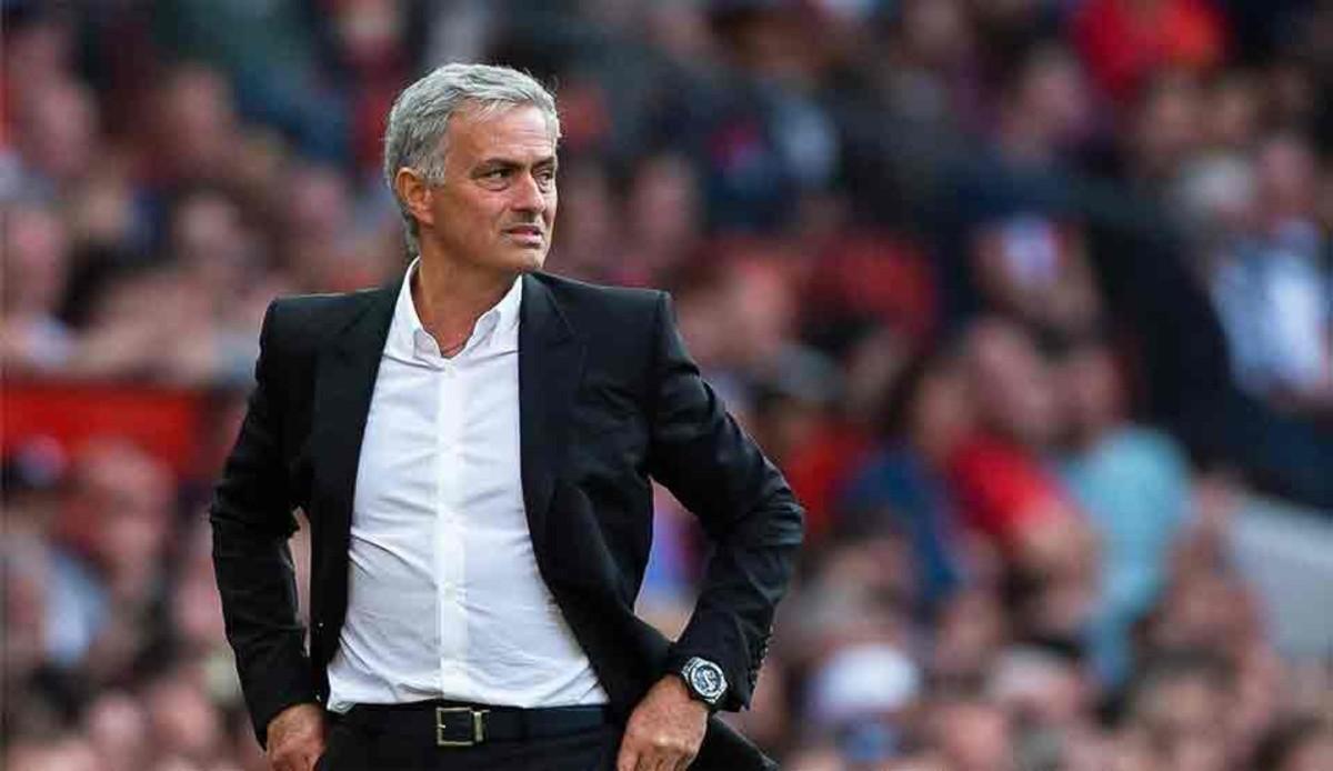 Mourinho no quiere una relación larga con el Manchester United