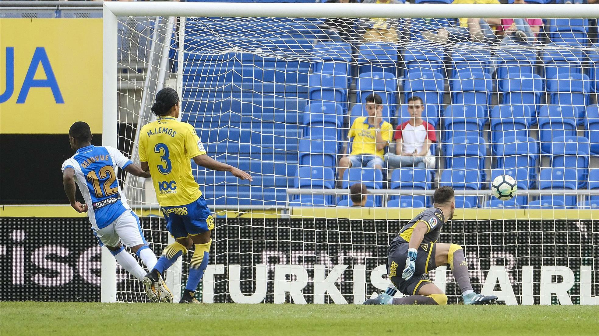 LALIGA | Las Palmas-Leganés (0-2)