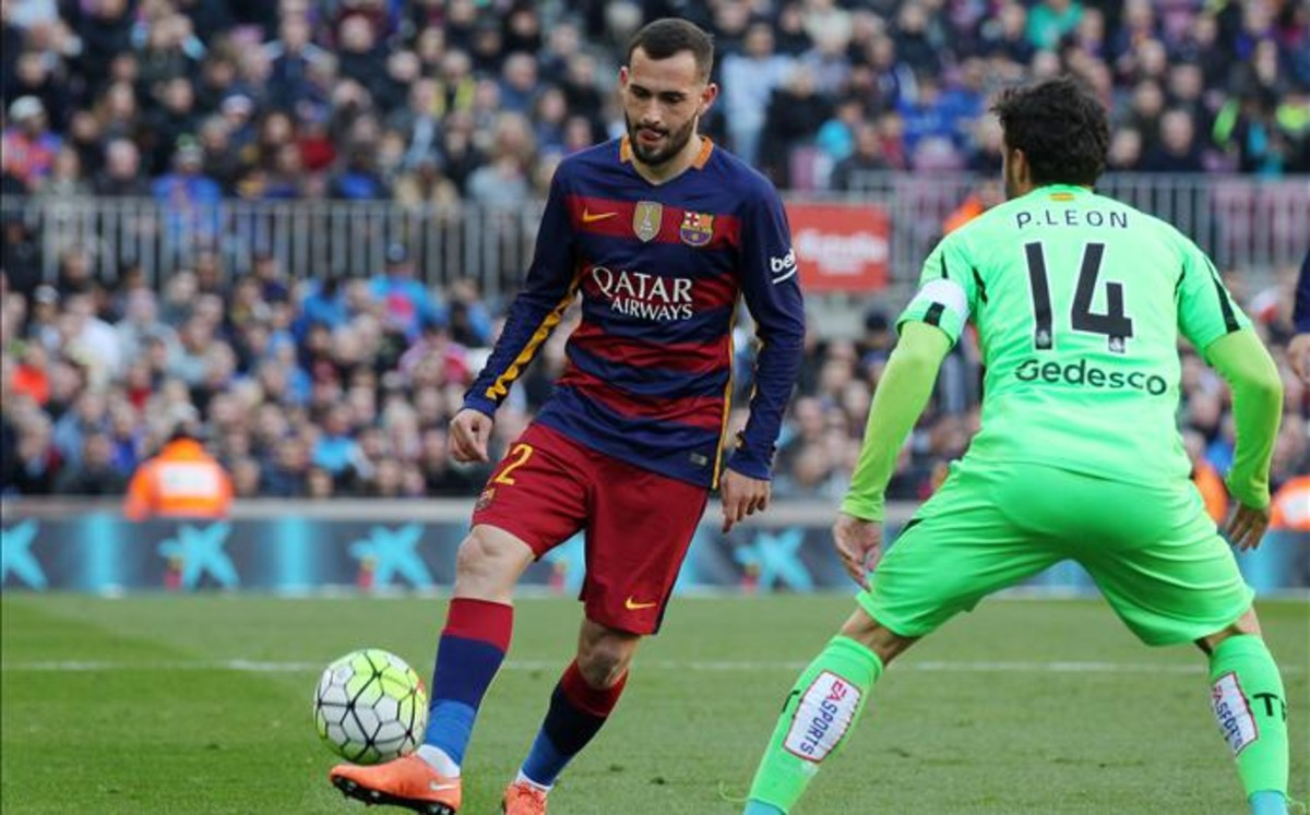 """Aleix Vidal: """"El par�n lo dediqu� a aprender a defender"""""""