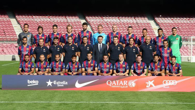FCBarcelona 2014/15