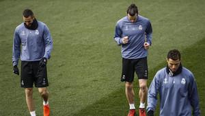 Benzema, Bale y Cristiano no coinciden en un partido desde hace más de siete meses